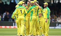 Australia lock semi-final berth with 64-run win & puts England's qualification chances in jeopardy