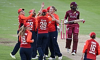 Raid Provides Soggy Ending to Windies Women's Tour to England