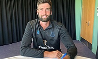 Reece Topley Signs for Sussex CCC
