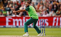 South Africa's Imran Tahir