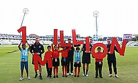 ICC Men's Cricket World Cup Helps to Inspire Future Generations of Players and Fans