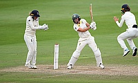Australia's Ellyse Perry in action