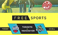 Well-oiled Vancouver Knights brush aside Toronto Nationals in Global T20 Canada opener