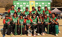 Sharmin Akhter, Sultana bat Bangladesh Emerging women to series-clinching victory