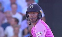 De Villiers Departs but vows to return to finish the job for Middlesex!