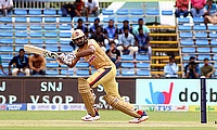 Vijay Shankar made his TNPL 2019 debut