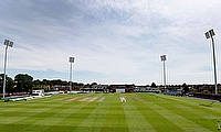 The County Ground General view