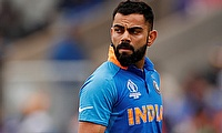 Virat Kohli scored a century in 2nd ODI