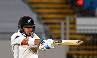 Ross Taylor has been the mainstay of New Zealand's middle order