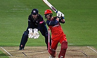 Alex Davies hits 75  for Lancashire Lightning