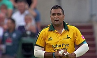 Samit Patel joins Glamorgan on loan for remainder of County Championship season