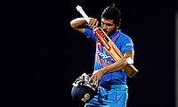 Manish Pandey's ton ended in a losing cause