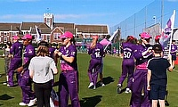 Du Preez hits 48* for Loughborough Lightning to take them to KSL Finals