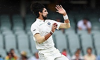 Ishant Sharma claimed a 5-wicket haul on Day 2