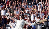 Ben Stokes on a High After Epic Effort