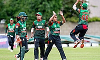 Bangladesh beat Papua New Guinea by six runs in Forthill thriller