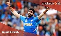 Cricket World Player of the Week- Jasprit Bumrah