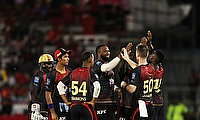 CPL T20, Trinbago Knight Riders celebrate
