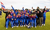 Bangladesh and Thailand qualify for ICC Women's T20 World Cup in Australia