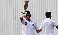Unfinished 271-run stand between centurions Sami and Adnan rescue Southern Punjab