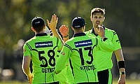 Ireland beat Scotland by 4 wickets in GS Holding T20I Tri-Series