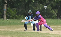 Sidra Ameen in action