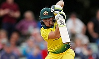 Record breaking Alyssa Healy eases Australia to 3-0 series win over Sri Lanka
