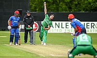 Mark Adair enjoying life on the 'international cricket' road - Cricket Ireland