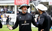 Jason Gillespie Extends Contract with Sussex CCC