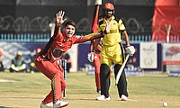 Noor Ahmad and Noor Ali Zadran take Knights to the play-offs