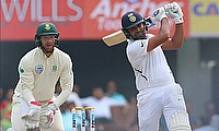 Rohit Sharma spoke to the media after 2nd day's play of the 3rd Test