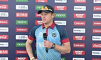 Bernard Scholtz Speaks After Namibia Beat Bermuda