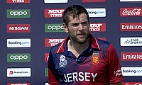 Charles Perchard Speaks After Jersey Loss to Ireland