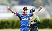 Gloucestershire CCC Sign Afghanistan International Qais Ahmad