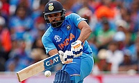 Rohit Sharma's explosive 85 helps India make it 1-1 against Bangladesh in Rajkot