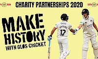 Gloucestershire Cricket launch Charity Partner Programme