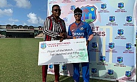 India Women take 2-0 lead in T20I series against West Indies Women