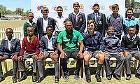 South Western Districts youth teams receive their caps – Cricket South Africa