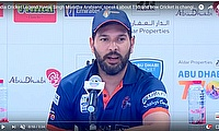 India Cricket Legend Yuvraj Singh  Maratha Arabians' speaks about T10 and how Cricket is changing