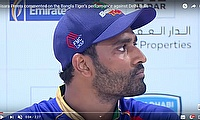Thisara Perera commented on the Bangla Tiger's performance against Delhi Bulls