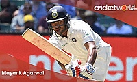Cricket World Player of the Week - Mayank Agarwal