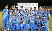India complete 5-0 T20 International series win over West Indies Women