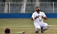 Umer Saddique 103 not out
