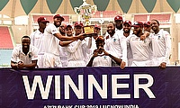 West Indies wrap up Test win against Afghanistan by 9 wickets