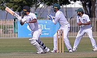 Four sides in contention for Quaid-e-Azam Trophy final