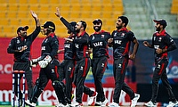 UAE Cricket Board announce squad for ICC Men's Cricket World Cup League 2 – Series 3