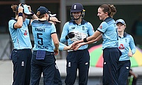 England Women Beat Pakistan Women by 75 Runs