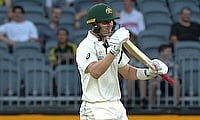 Labuschagne century puts Australia on top in Perth against New Zealand