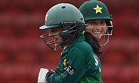 Javeria Khan and Nahida Khan recorded Pakistan Women's highest opening partnership - PCB