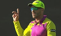 I was very proud of his performance - Faf du Plessis on Henry Davids in MSL Final